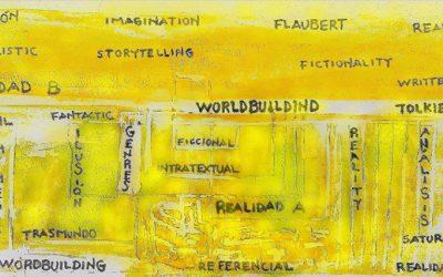 La realidad extratextual como modelo de referencia para la creación de mundos ficcionales. El Señor de los Anillos y Madame Bovary – Antonio Castro Balbuena