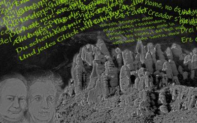 La muntanya de Montserrat: Al·legoria crítica en J. W. Goethe, C.-A. Sainte-Beuve i Ernst Robert Curtius – Antoni Martí Monterde